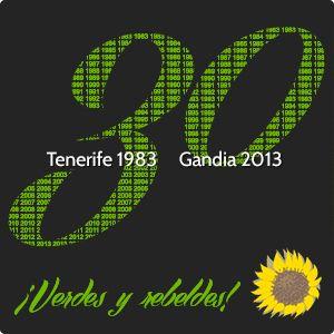 Del Manifiesto de Tenerife 1983 al Manifiesto de Gandia 2013. Logo