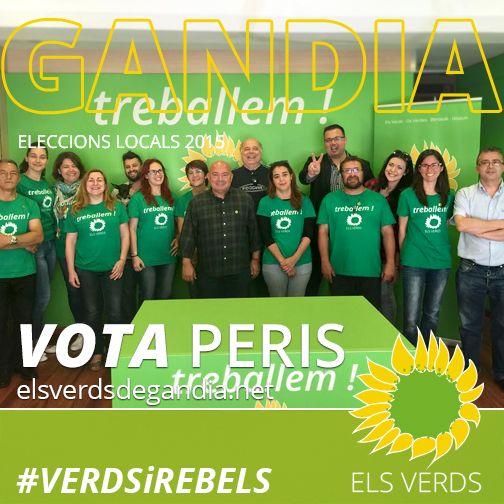 Los Verdes valoran la campaña realizada en su última rueda de prensa antes de las elecciones del domingo 24