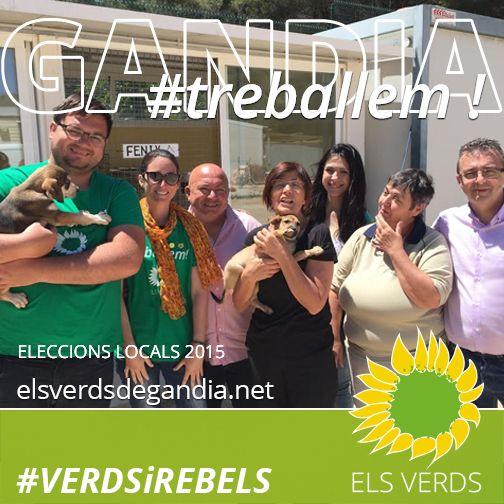 Los Verdes visitan SPAMA Safor