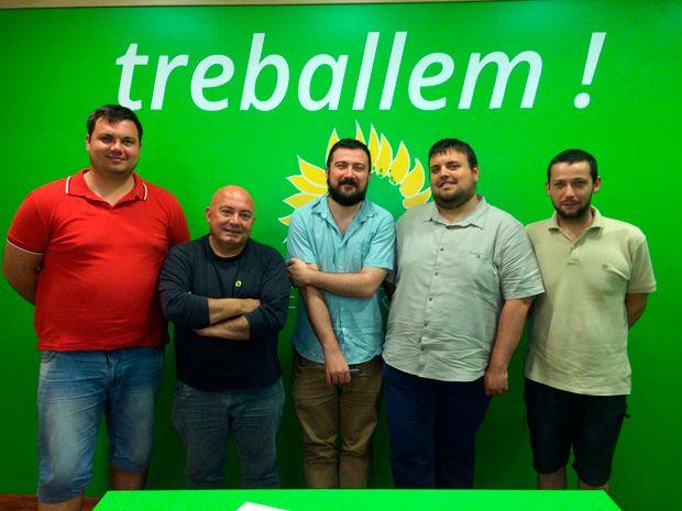 Los Verdes ratificarán las propuestas del CLGS si son elegidos para la Alcaldía