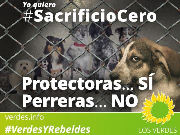 Los Verdes de Gandia apoyan la manifestación a favor de SPAMA Safor