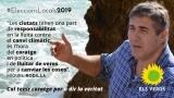 Miguel Rodilla se suma a la candidatura d'Els Verds per a l'Ajuntament de Gandia